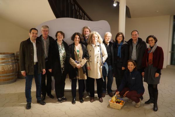 Fachbeirat BE mit Bürgermeisterin Strobl (Foto Büro Strobl)