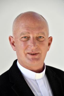 Caritaspräses Pfarrer Augustinus Bauer